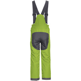 VAUDE Snow Cup III Pantaloni Bambino, verde/grigio